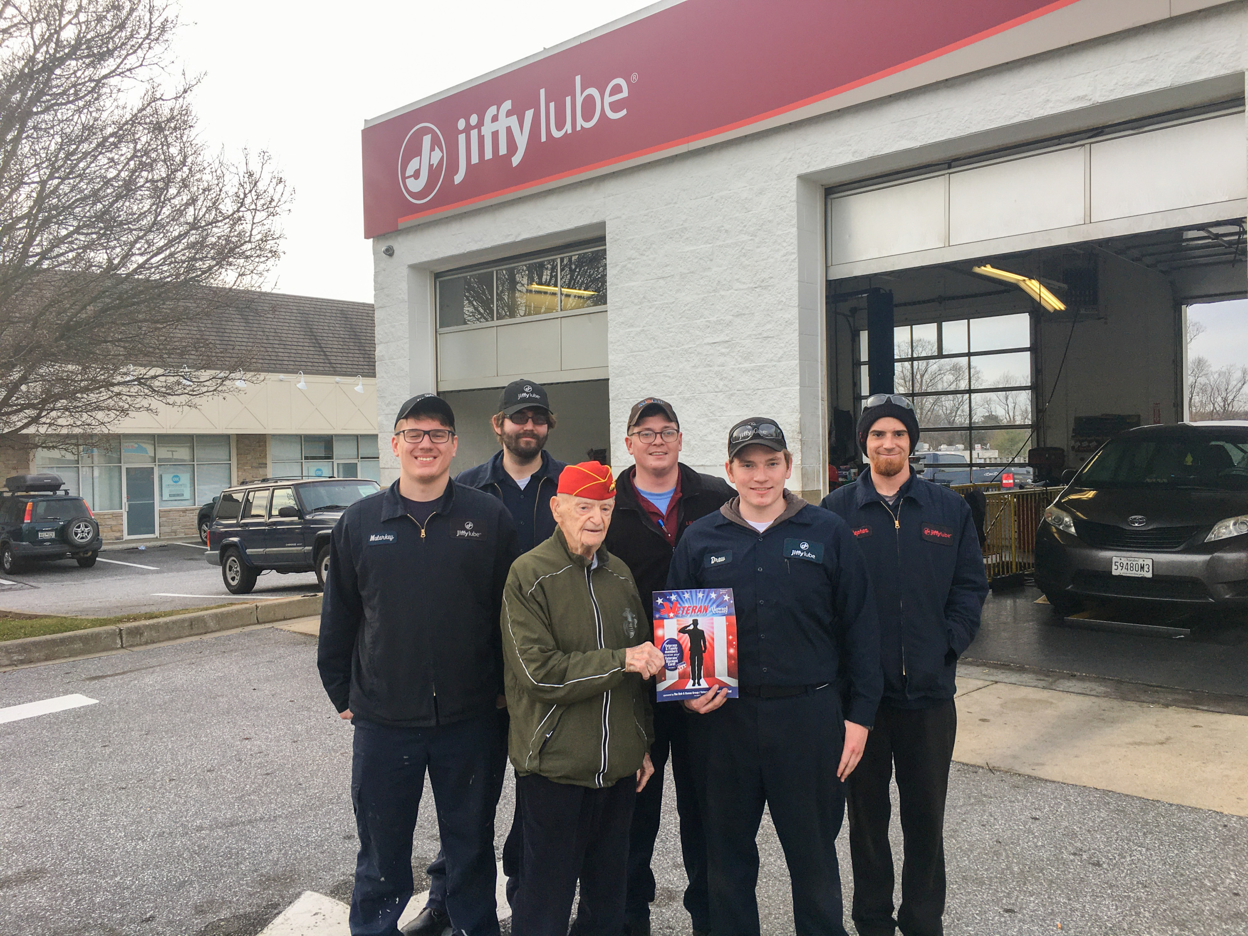 Jiffy Lube Clarksville